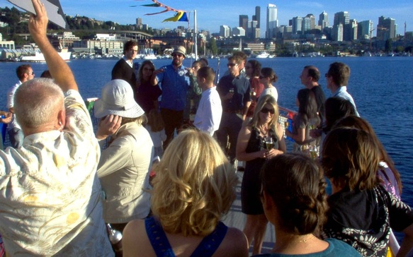 Party with Seattle Boat Charters